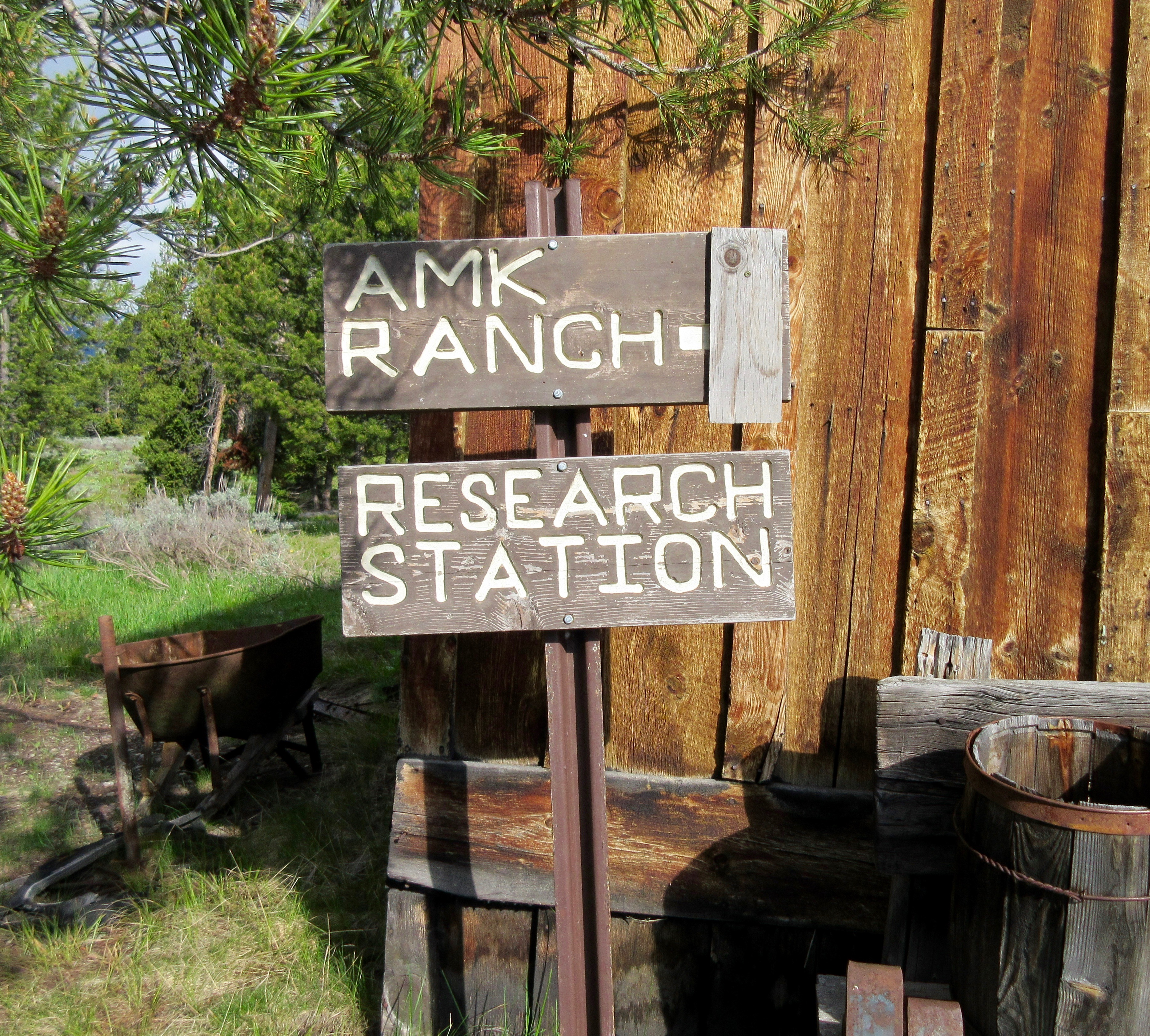 AMK Ranch Research Station